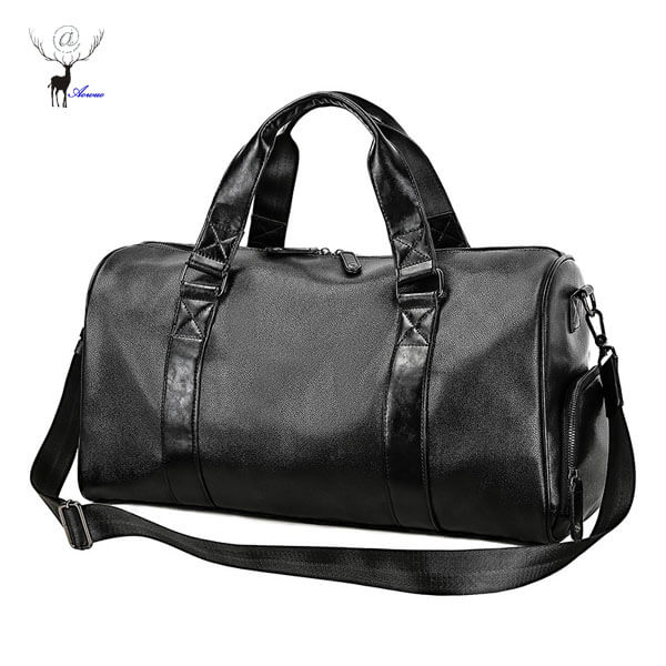 Leather Duffle Bags Wholesale