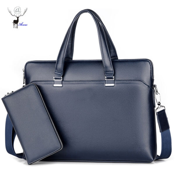 Wholesale Men's Leather Briefcase Suppliers Manufacturers In China