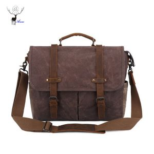 Wholesale Canvas Messenger Bags