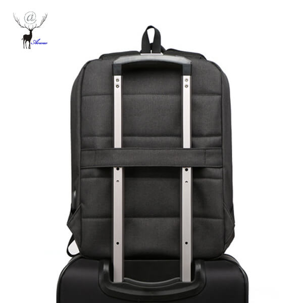 Back of Cheap Laptop Backpack
