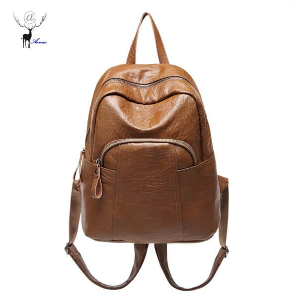 Wholesale Leather Backpacks